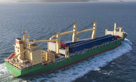 Break Bulk|RORO Services